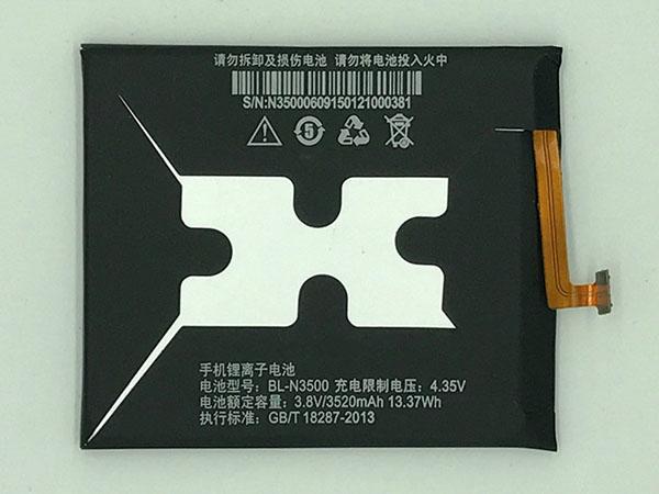 Batterie interne smartphone BL-N3500