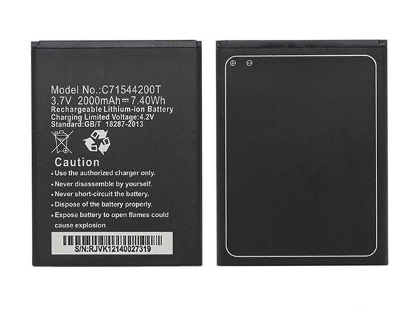 Batterie interne smartphone C71544200T