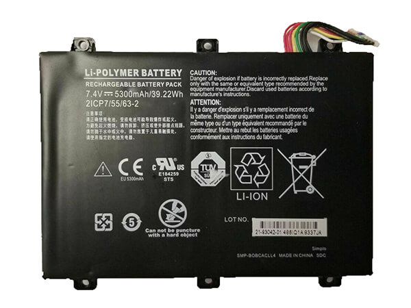 Batterie interne tablette SMP-BOBCACLL4