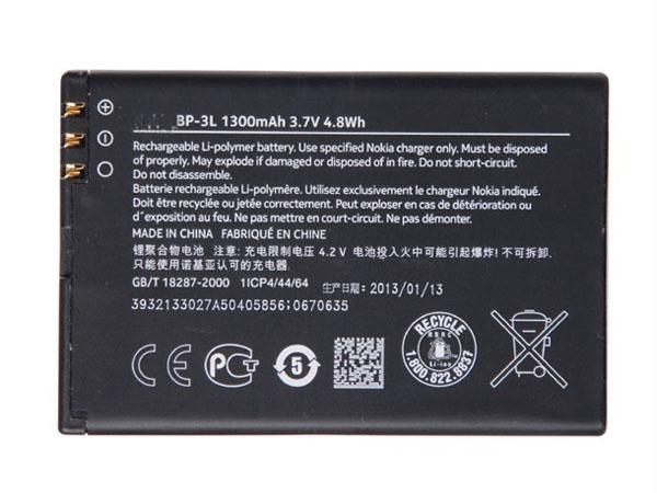 Batterie interne smartphone BP-3L
