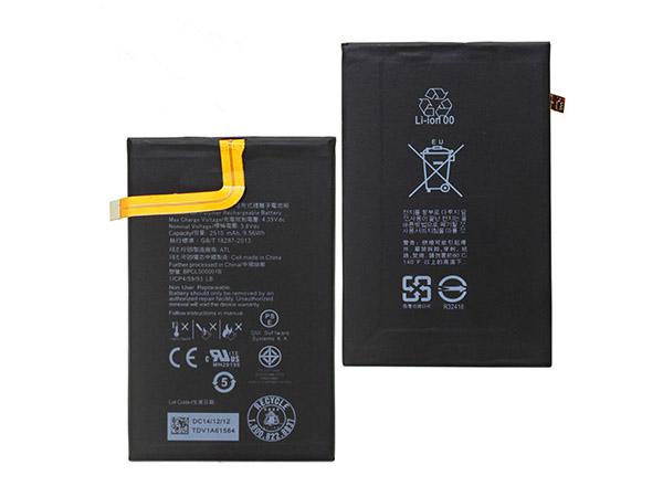 Batterie interne smartphone BPCLS00001B