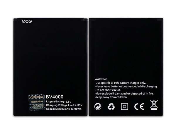 Batterie interne smartphone BV4000