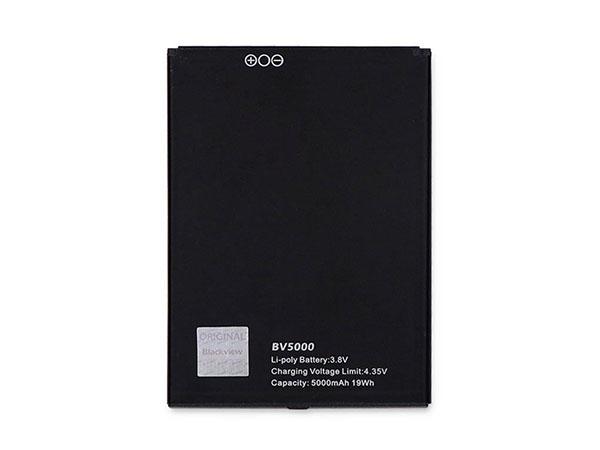 Batterie interne smartphone BV5000