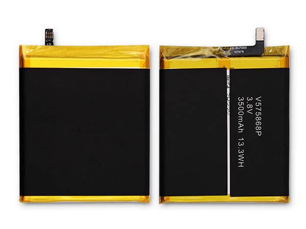 Batterie interne smartphone V575868P