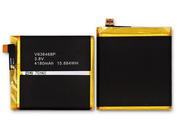 Batterie interne smartphone V636468P