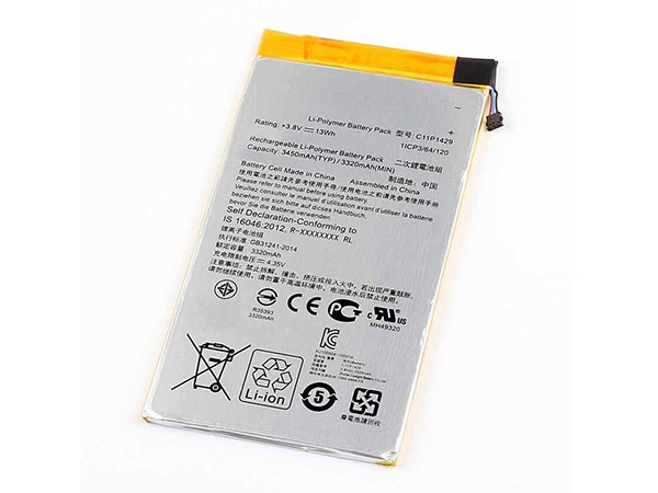 Batterie interne tablette C11P1429
