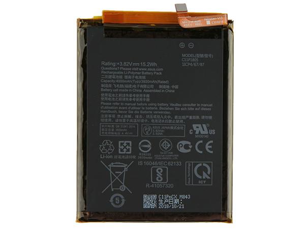 Batterie interne smartphone C11P1805