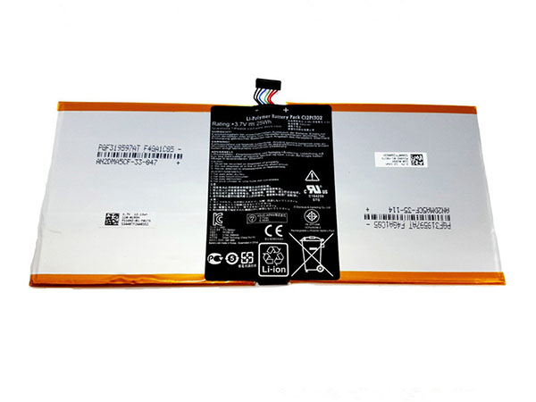 Batterie interne tablette C12P1302