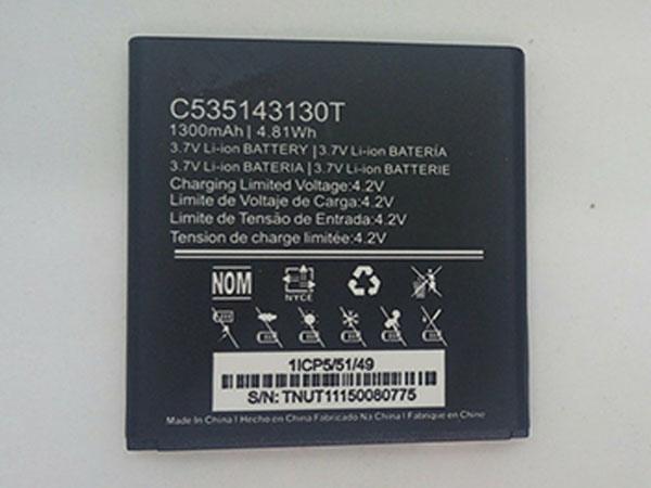Batterie interne smartphone C535143130T