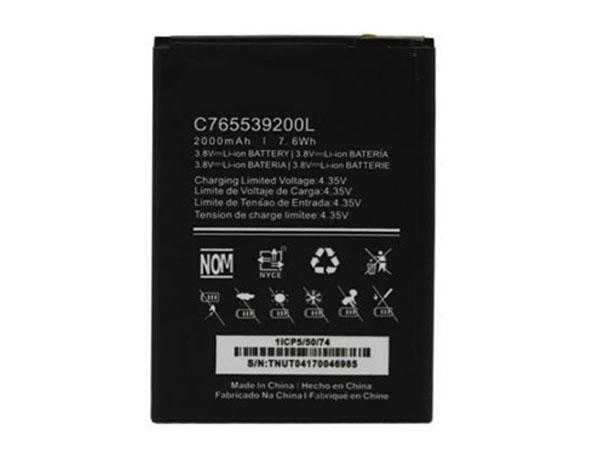 Batterie interne smartphone C765539200L