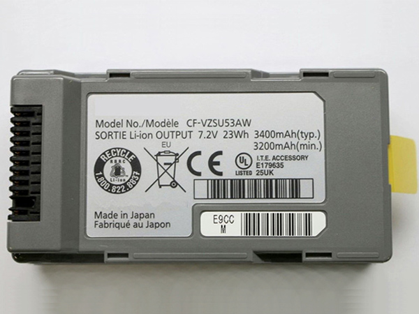 Batterie interne tablette CF-VZSU53W