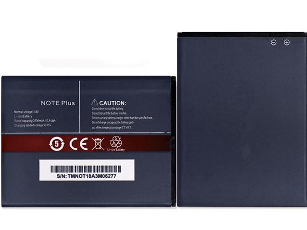 Batterie NOTE_Plus