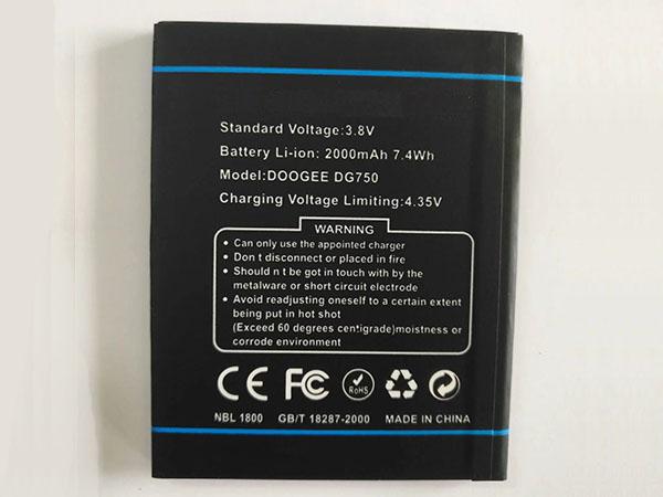 Batterie DG750