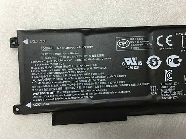 Batterie ordinateur portable DN04XL
