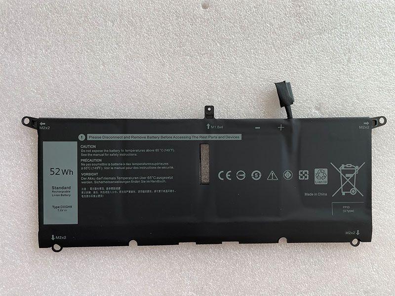 Batterie ordinateur portable DXGH8