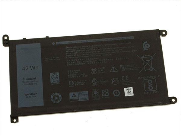 Batterie ordinateur portable Y07HK