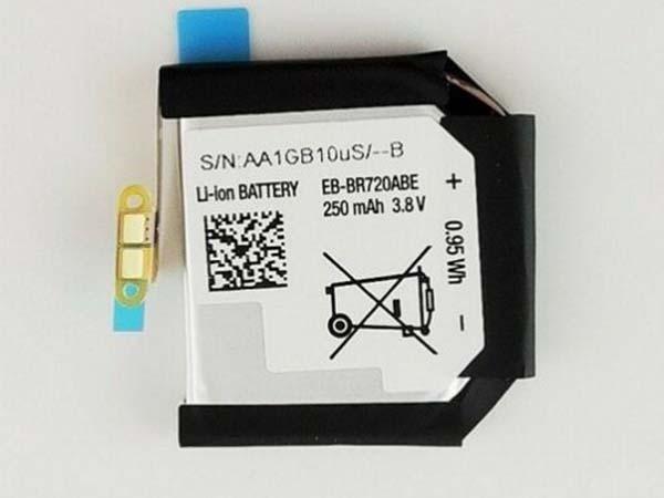 SAMSUNG EB-BR720ABE modèle compatible avec l'alimentation Samsung Gear S2/S2 Classic R720 R720X