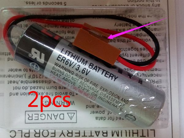 Batterie interne ER6VCT