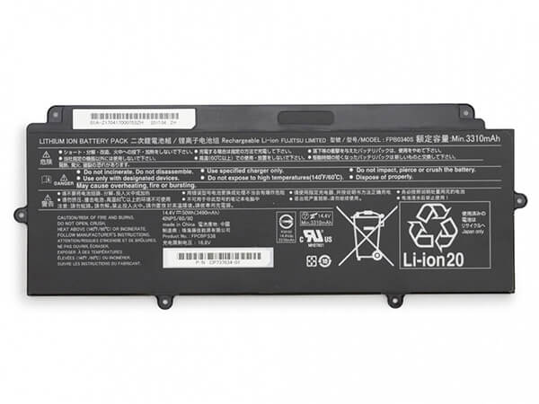 Batterie ordinateur portable FPCBP536