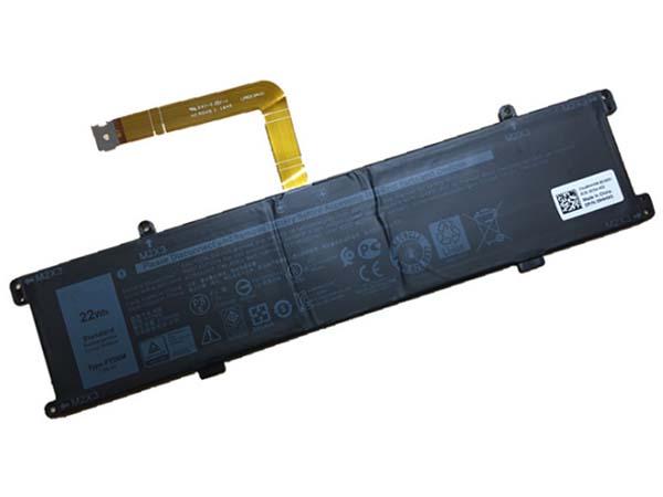 Batterie ordinateur portable FTD6M