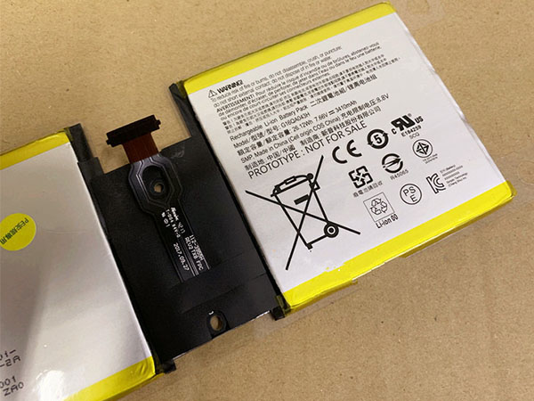 Batterie interne tablette G16QA043H