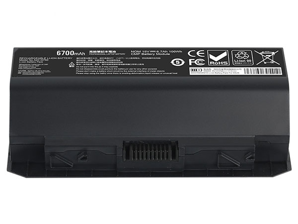 Batterie ordinateur portable A42-G750