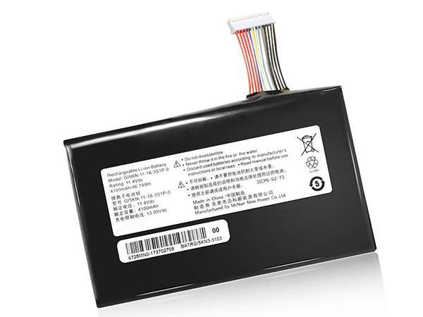 Batterie ordinateur portable GI5CN-00-13-3S1P-0