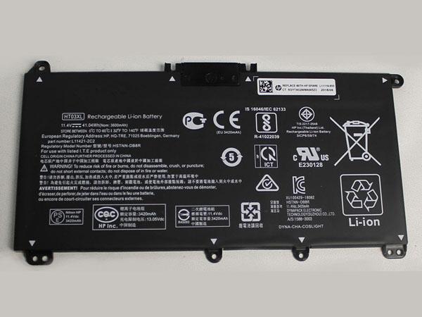 Batterie ordinateur portable HT03XL