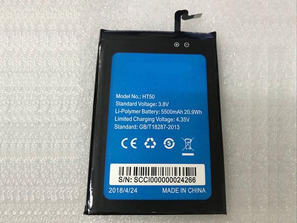 Batterie interne smartphone HT50