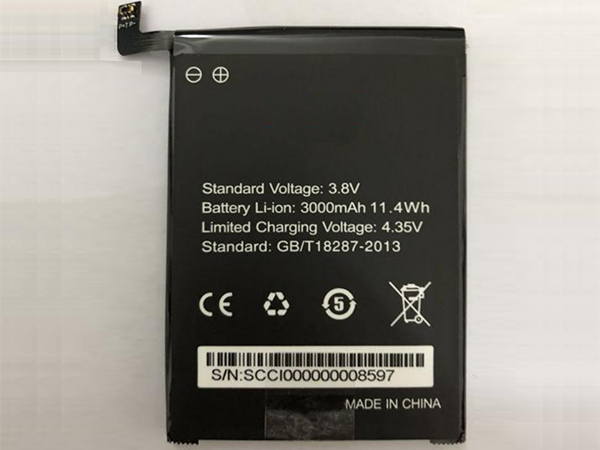 Batterie interne smartphone ZOJI