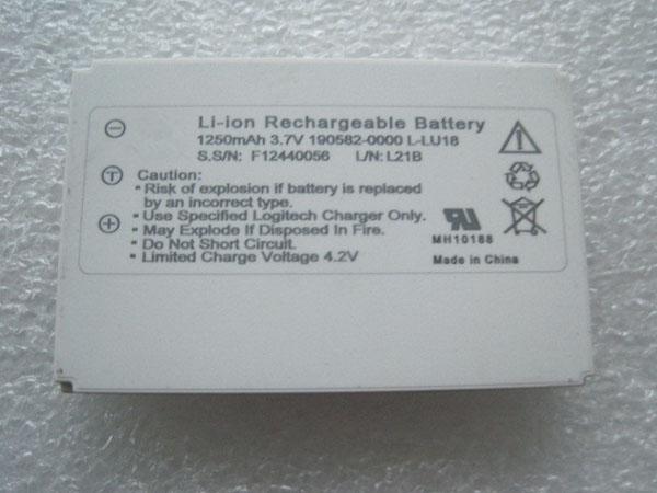 LOGITECH L-LU18 modèle compatible avec l'alimentation Logitech Harmony Remote 1000 1100 NR