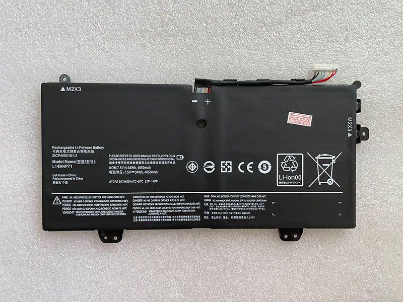 Batterie ordinateur portable L14M4P71