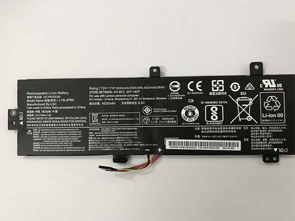 Batterie ordinateur portable L15L2PB5
