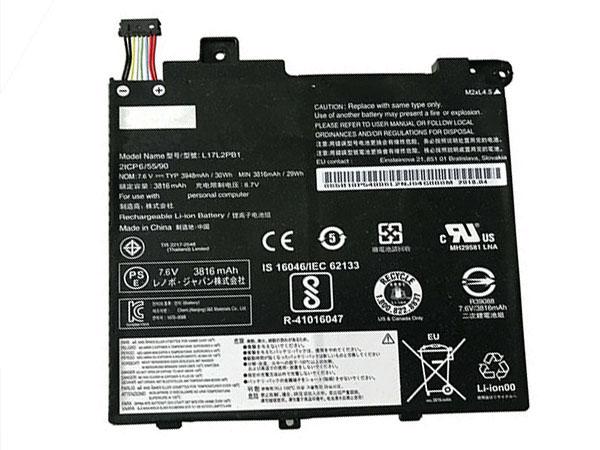 Batterie ordinateur portable L17L2PB1