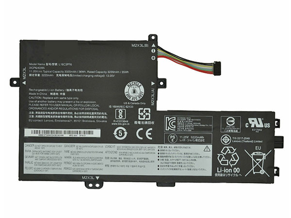 Batterie ordinateur portable L18C3PF6