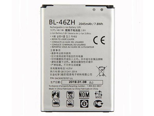 Batterie interne smartphone BL-46ZH