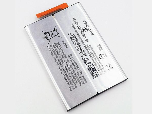 Batterie interne smartphone Lip1654ERPC