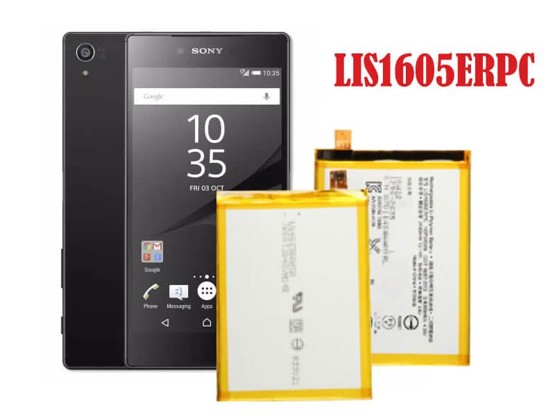 Batterie interne smartphone LIS1605ERPC