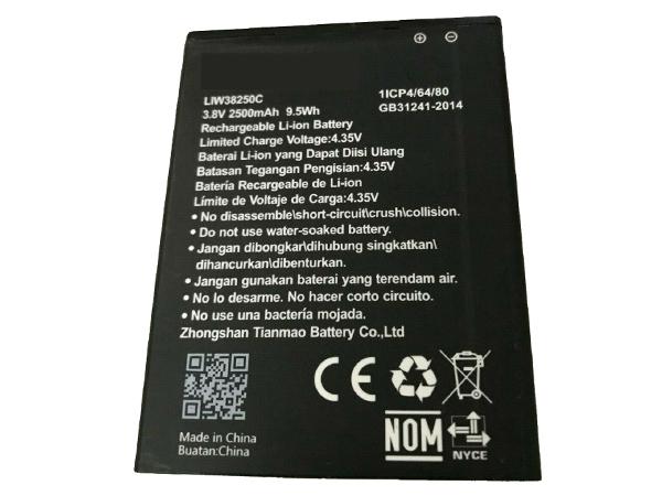 Batterie LIW38250C