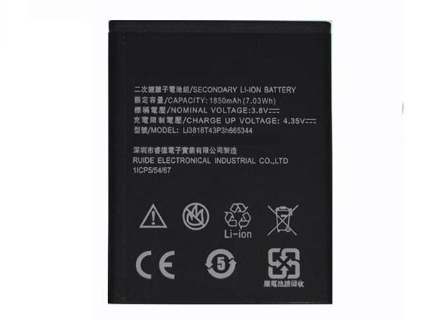 Batterie Li3818T43P3h665344