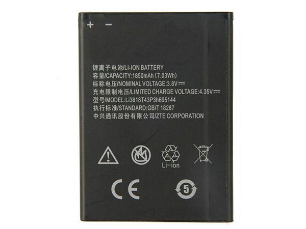 Batterie interne smartphone Li3818T43P3h695144