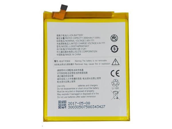 Batterie interne smartphone Li3930T44P6h816437