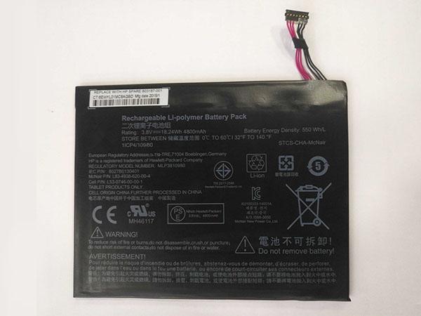 Batterie interne tablette MLP3810980