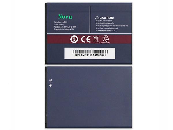 Batterie interne smartphone Nova