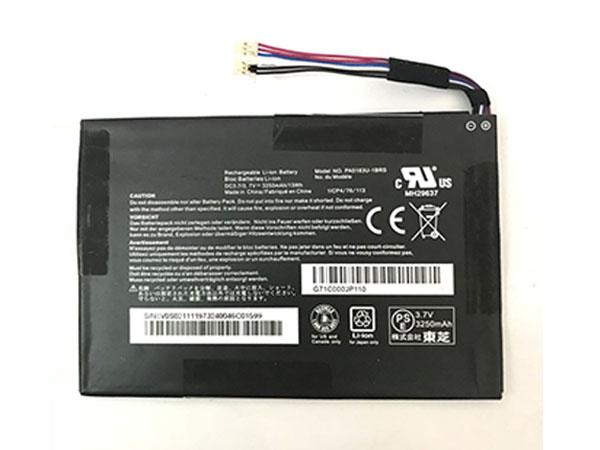 Batterie interne tablette PA5183U-1BRS
