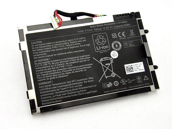 Batterie ordinateur portable PT6V8