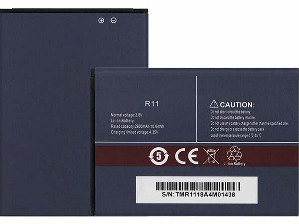 Batterie interne smartphone R11