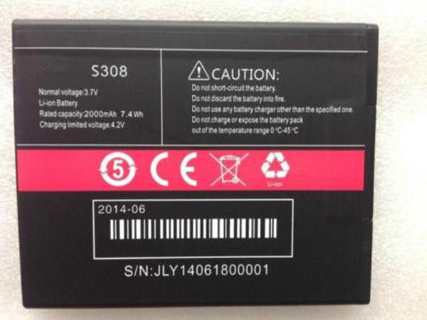 Batterie S308