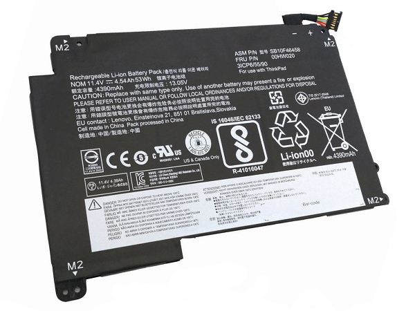 Batterie ordinateur portable SB10F46458