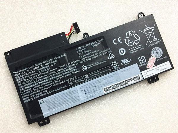 Batterie ordinateur portable SB10J78989